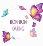 Bon Bon Dating Butterflies Logo
